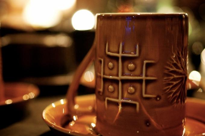 Portmeirion / TOTEM / ヴィンテージ / コーヒーカップ / イギリス