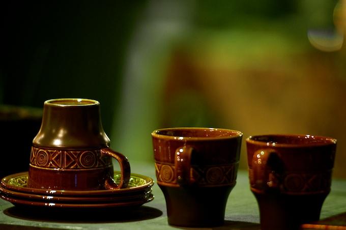 Beswick / England / ヴィンテージ / コーヒーカップ