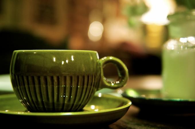 LANGLEY / England / ヴィンテージ / コーヒーカップ