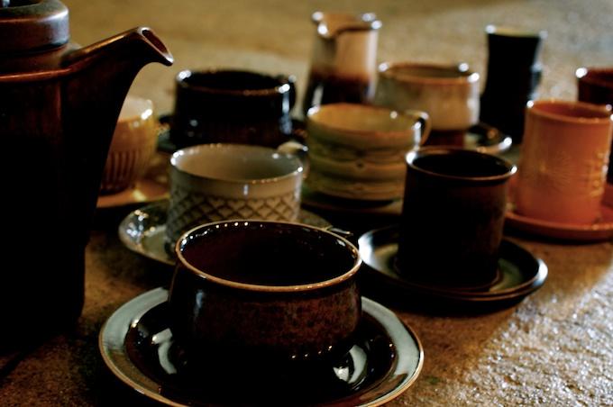 remza / コーヒーカップ / ヴィンテージ / Arabia / ビングオーグレンダール/B&G / ゲフレ/Gefle