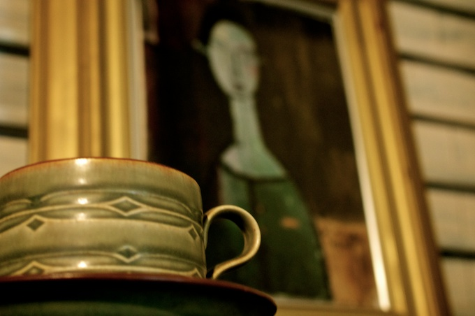 B&G / ビングオーグレンダール / Bing&Grondahl / ルーン Rune / ヴィンテージ / アンティーク / コーヒーカップ