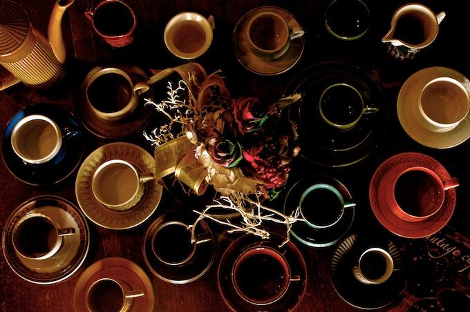 Remza レムザ / コーヒー / 珈琲 / ヴィンテージ / カップ / イベント / vintage cup / petaluma