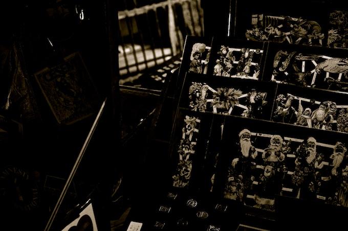 Remza / レムザ / 古道具 / 珈琲 / コーヒー / 庵治牟礼散歩 / 六六庵 / intimite / アンティミテ / dodo / 小さいモノ / 小さな家具 / クリスマス / X'mas / カード