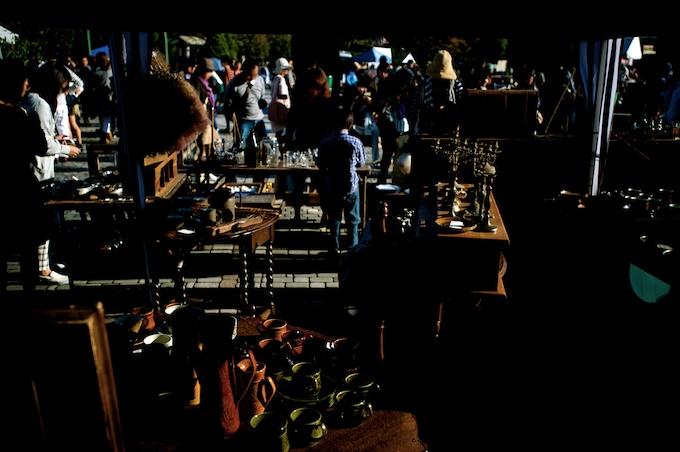 Remza レムザ / カフェ / 古道具 / イベント / 宝塚 / 第2回 / 関西蚤の市 / 2015 / 阪神競馬場
